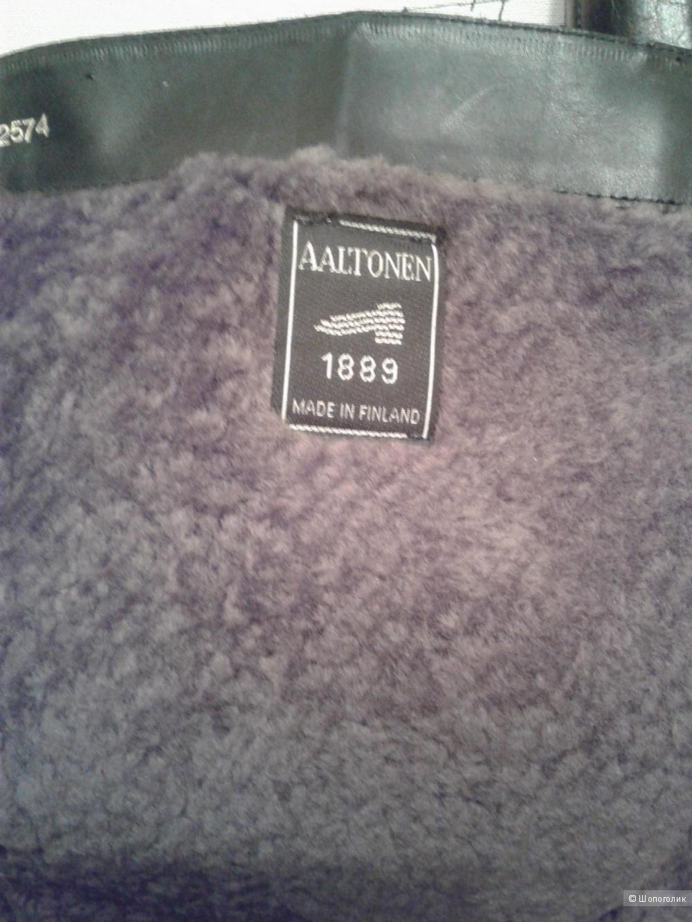 Высокие зимние сапоги AALTONEN