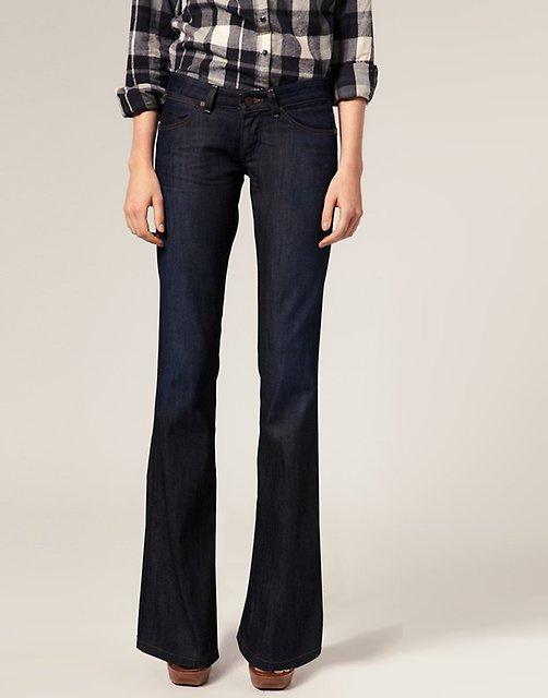 Джинсы Wrangler (оригинал ) bootcut jeans р-р 26/32