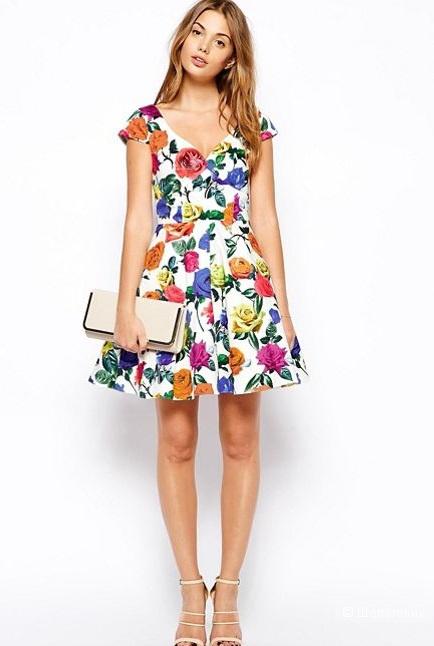 Потрясающее платье ASOS PETITE