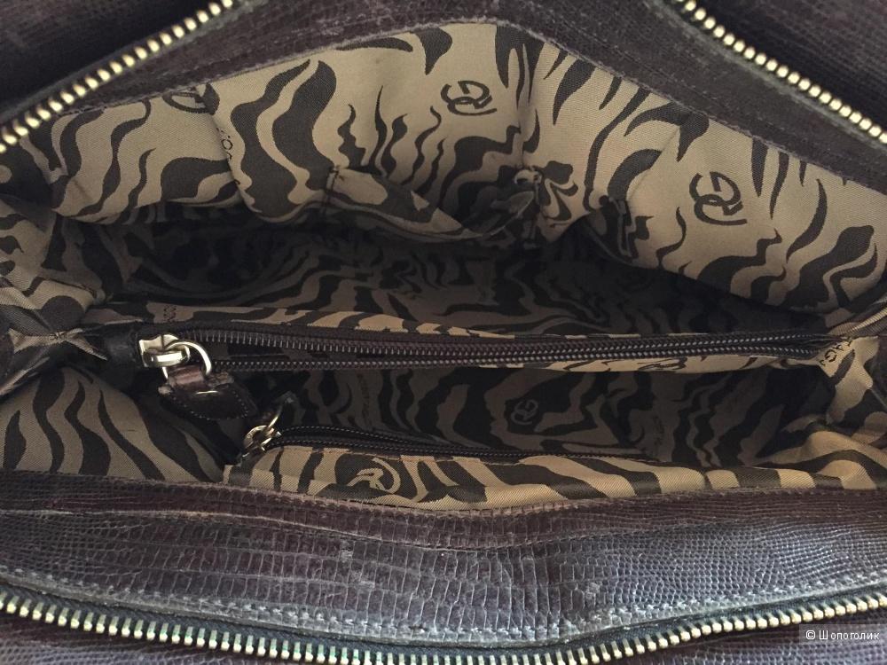 Roberta Gandolfi кожаная сумка