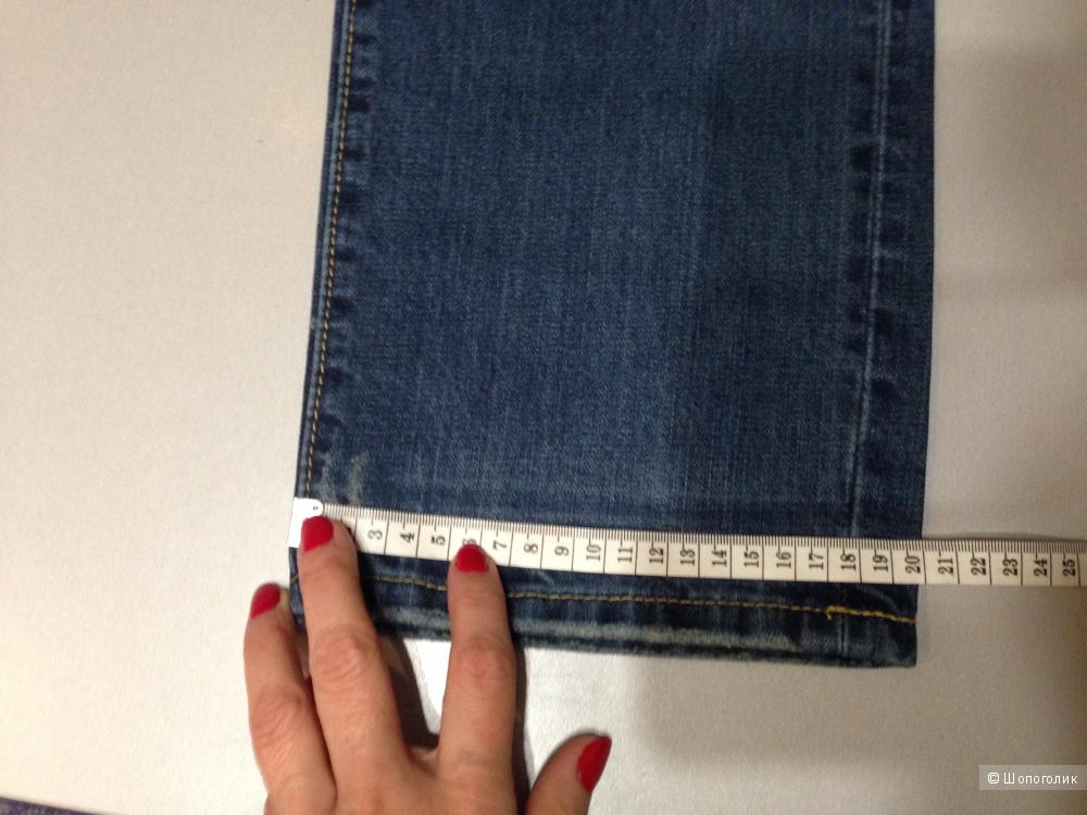 Мужские джинсы Dsquared2, реплика.Размер 36/32, на рос. 33-34