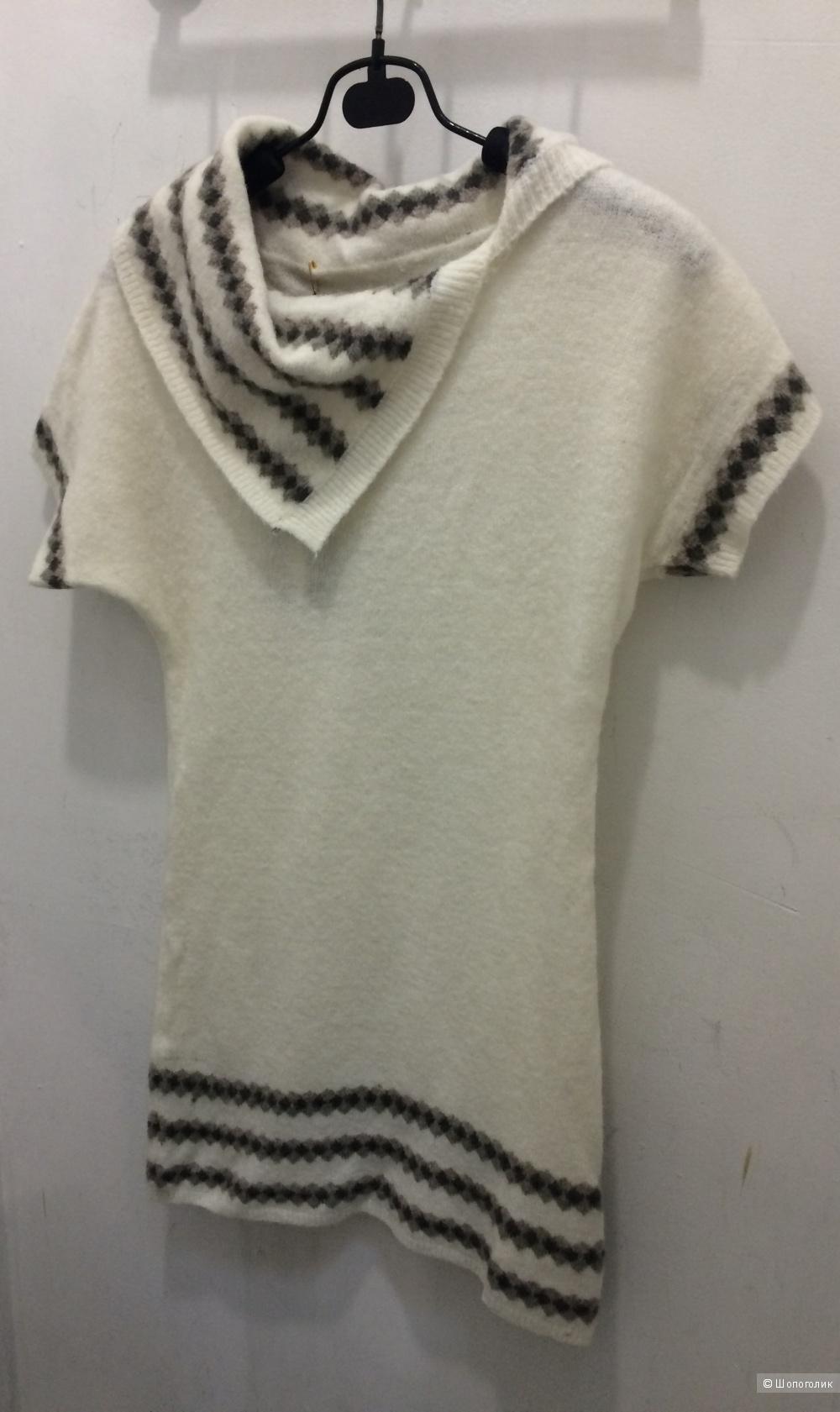 Новая туника, удлиненный свитер Италия