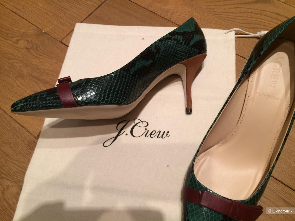Модельные туфли из JCrew