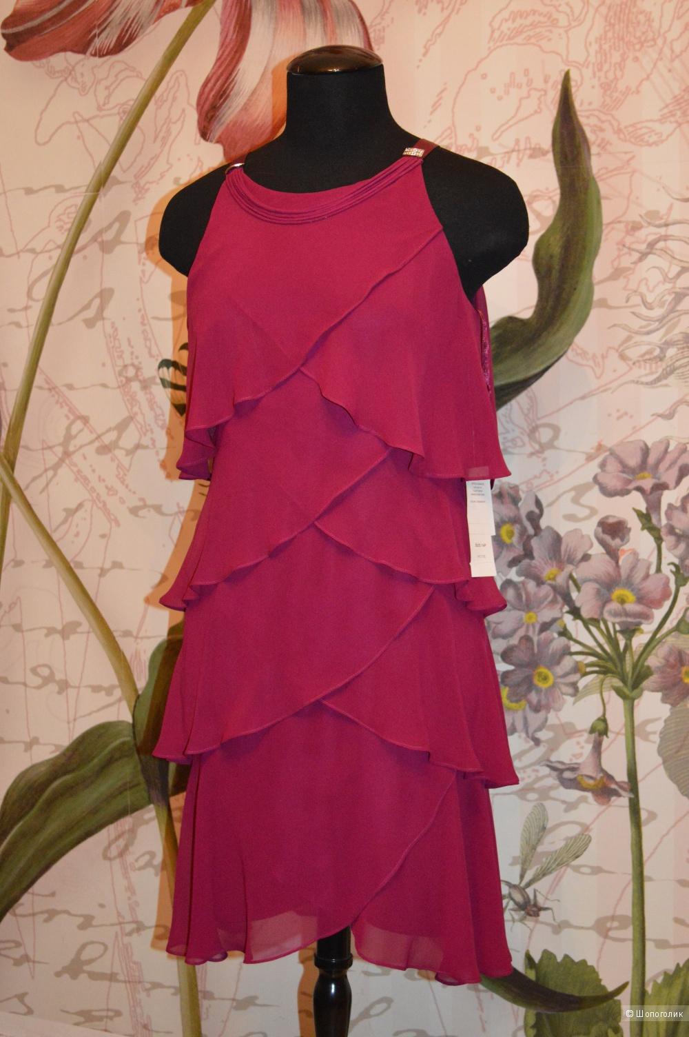 Новое коктельное платье