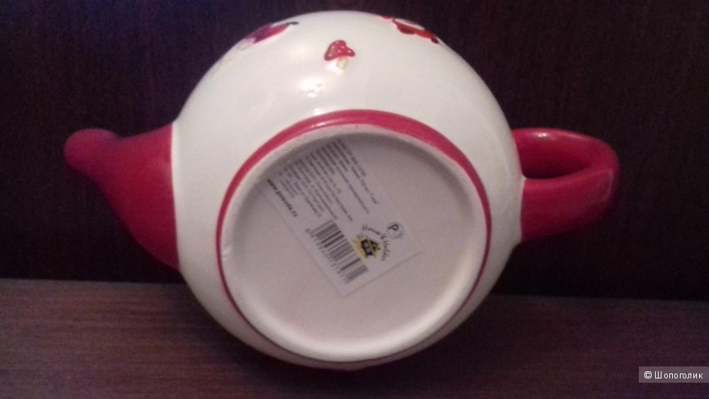 """Чайник заварочный House & Holder """"Гном"""" - новый в коробке"""