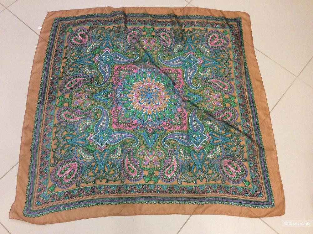 Шёлковый платок пр-во Индия