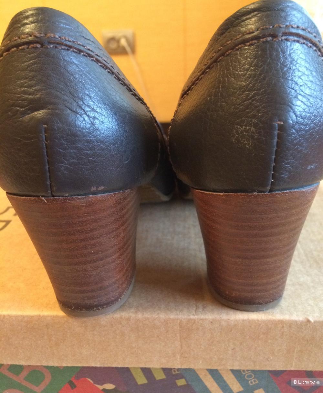 Туфли-мокасины 5 B Bortolossi, 38-39 размер.