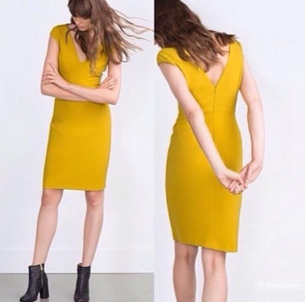 Новое платье ZARA на праздники