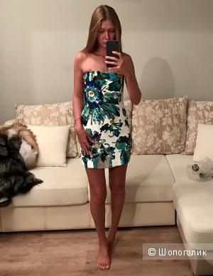 Платье Blumarine с подиума (цена бутика 3222 евро)