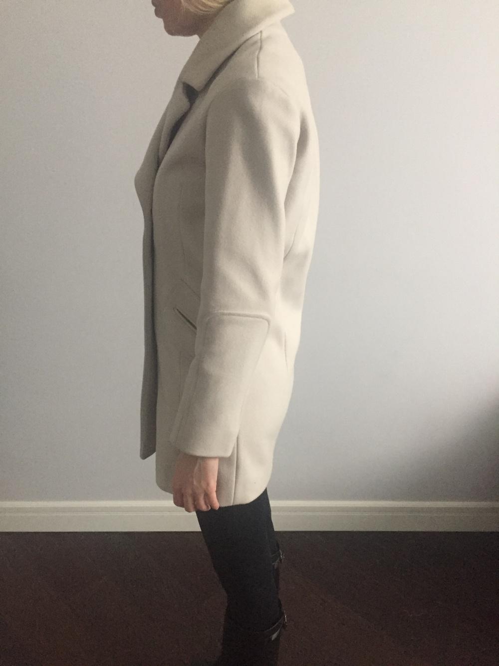 Пальто Comptoir des Cottoniers в отличном состоянии, XS-S