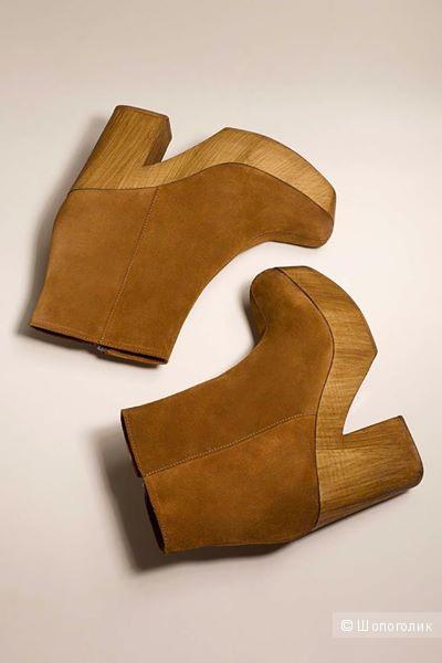 Красивые трендовые ботинки Topshop