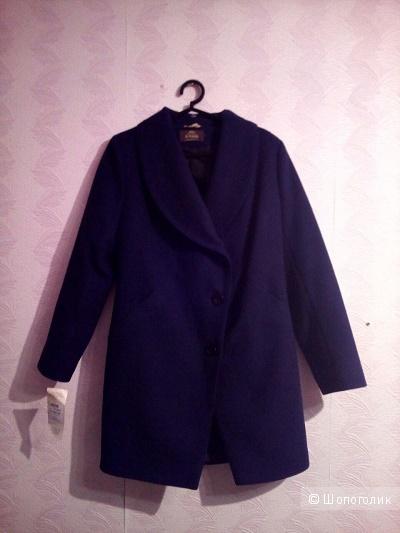 Пальто демисезонное утеплённое