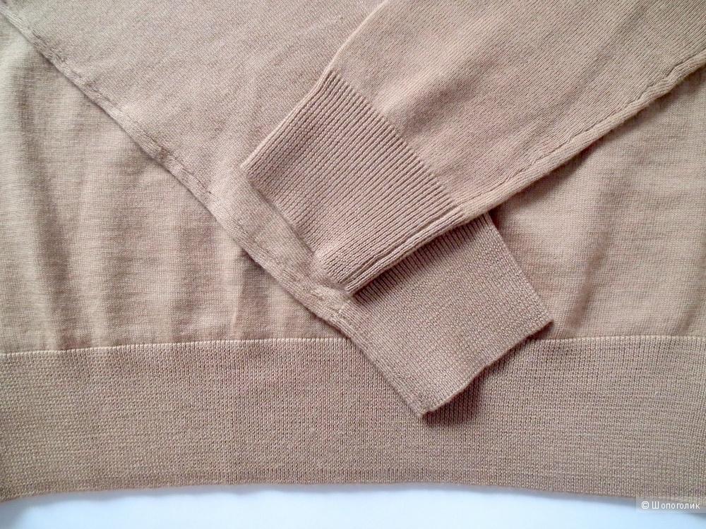 Мужской свитер Ralph Lauren 100% шерсть