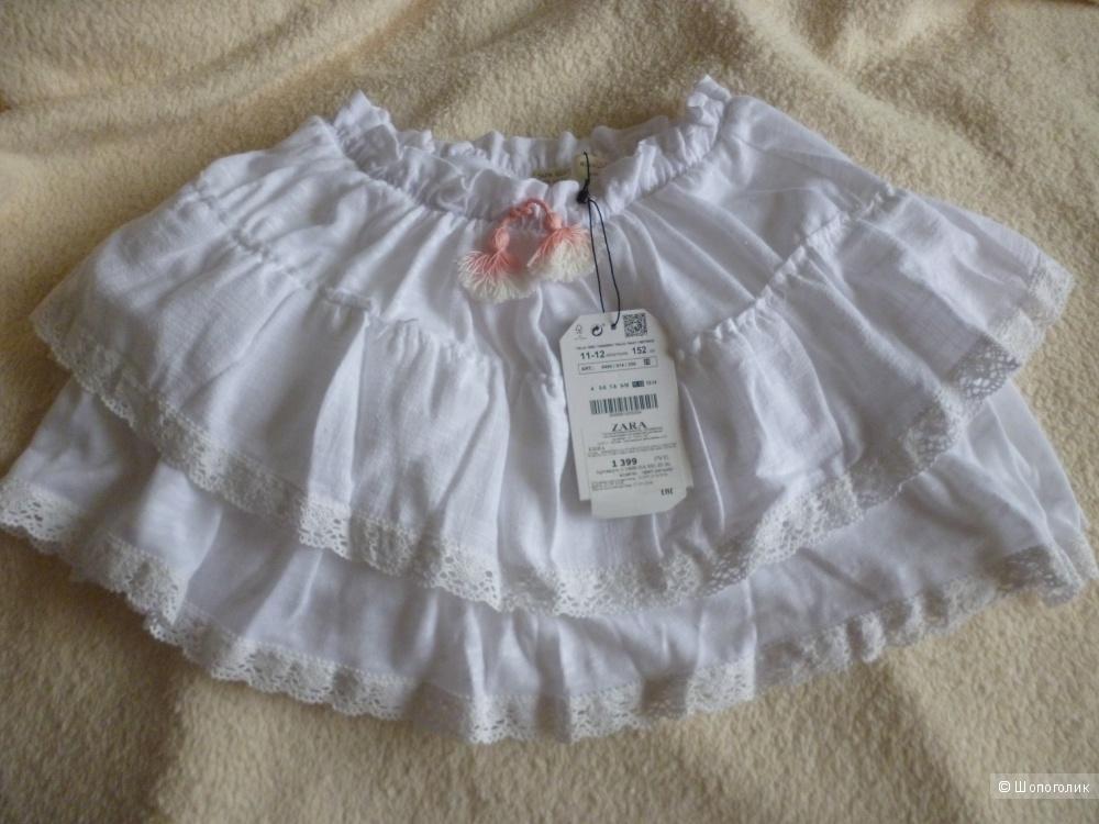 Продаю новую (с бирками) юбочку  для девочки ZARA