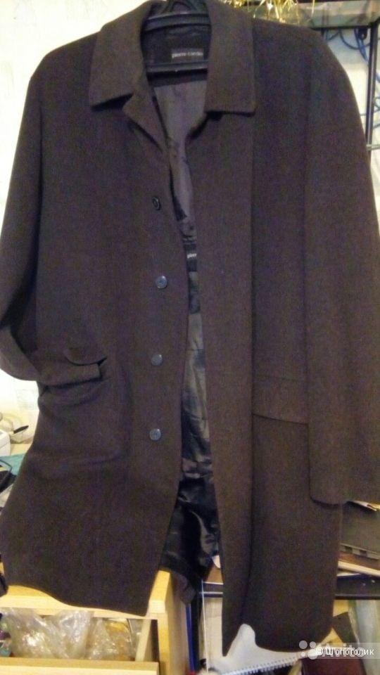 Продам шикарное кашемировое пальто от Pierre Cardin , в отличном состоянии, размер 52/54