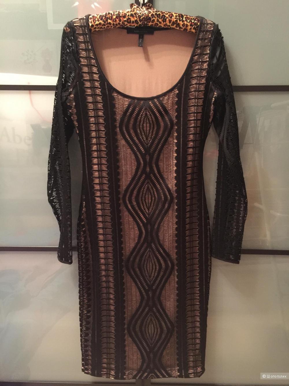 Коктейльное платье BCBGMAXAZRIA размер S