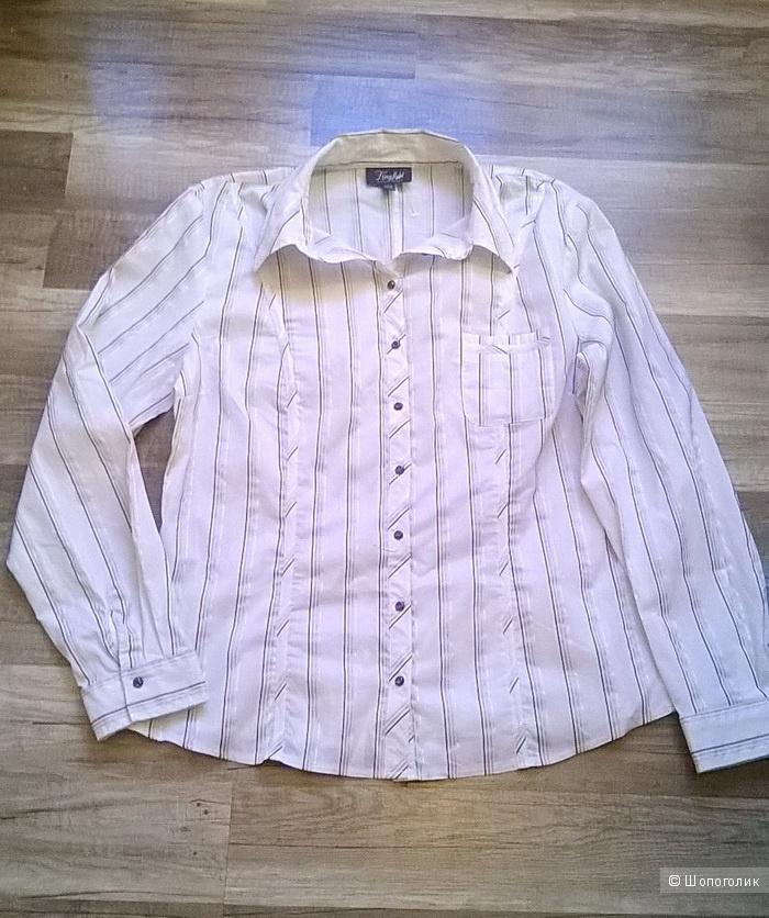 Рубашка KINGFIELD 48 размер НОВАЯ