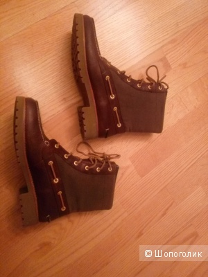 Кожаные ботинки Sperry 38 размер