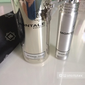 Montale Intense Tiare и Chocolate Greedy