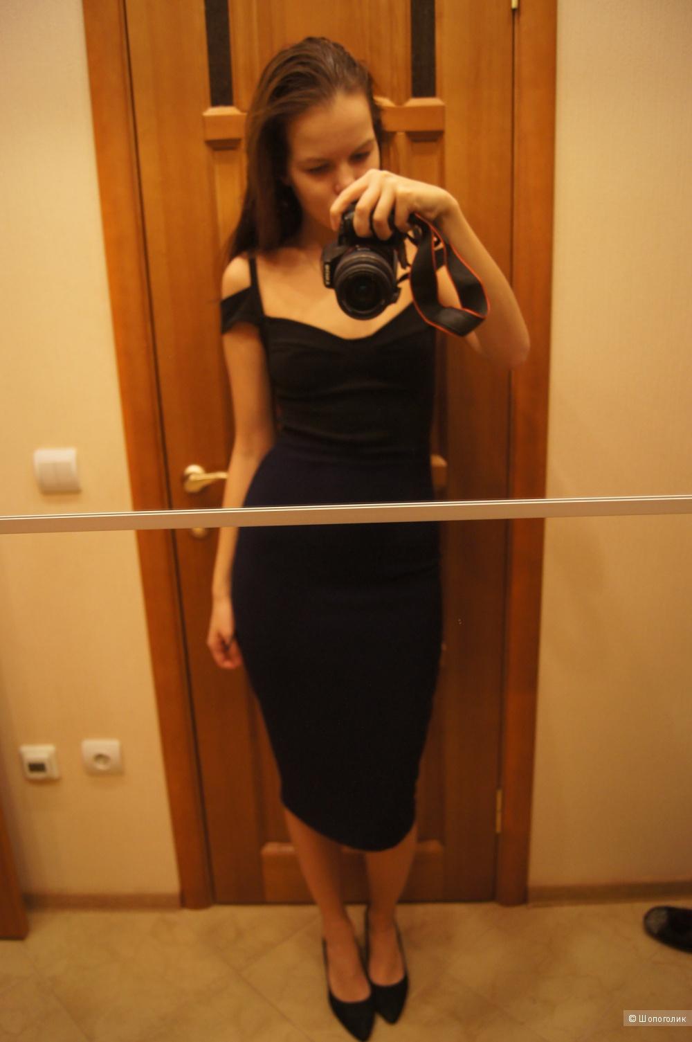 Платье-футляр asos