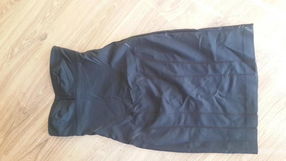 Отличное платье бюстье Express размер 6 us черный цвет
