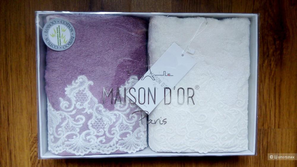 Набор элитных полотенец Maison D'or