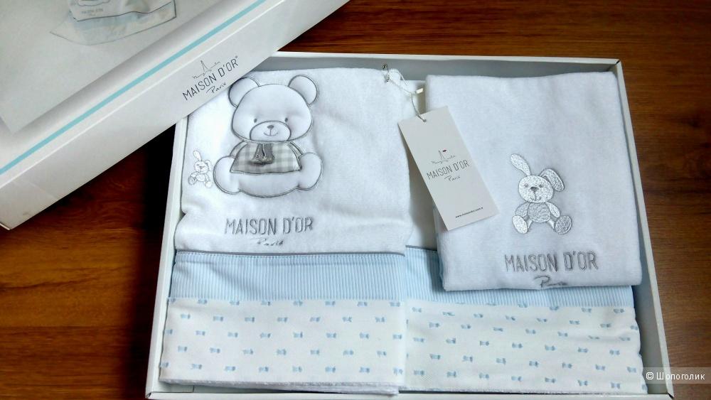 Набор детских элитных полотенец Maison D'or