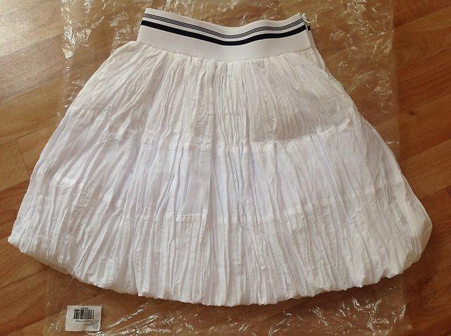 Белая пышная юбка ASOS revive skirt in puffball. Р-р 42. Новая!