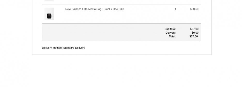 Мужская сумка New Balance Elite Media. Оригинал! Новая.