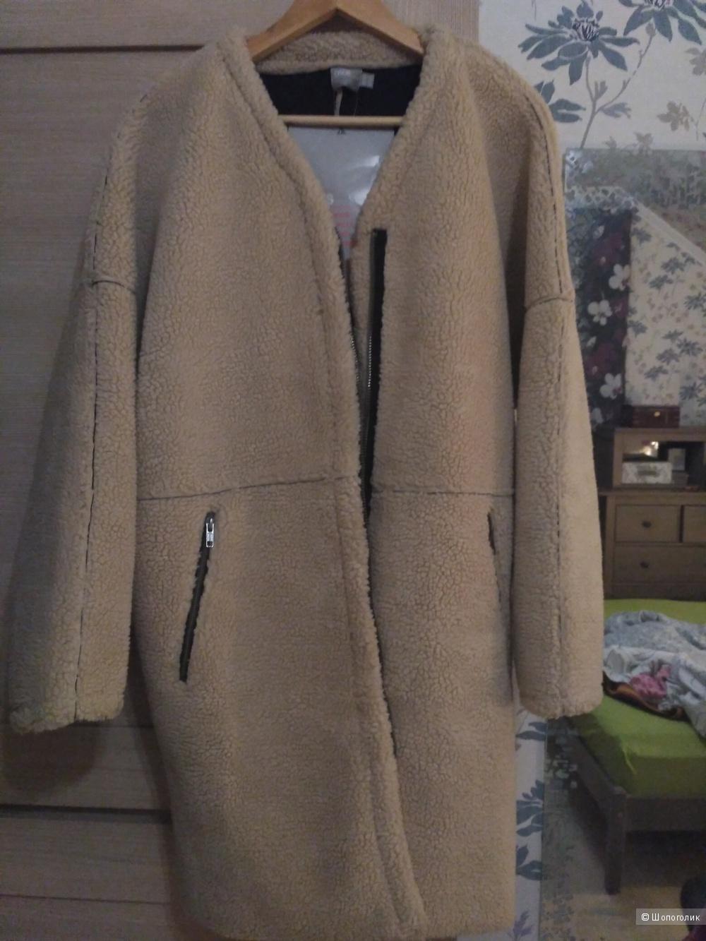 Пальто-кокон  Asos, 14 UK