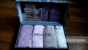Подарочный набор элитных маленьких полотенец Maison D'or