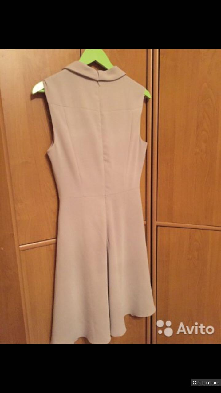Karen Millen платье бежевое брендовое оригинал из Германии с этикеткой новое