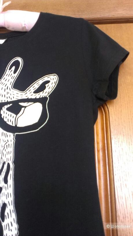 Новая позитивная футболка