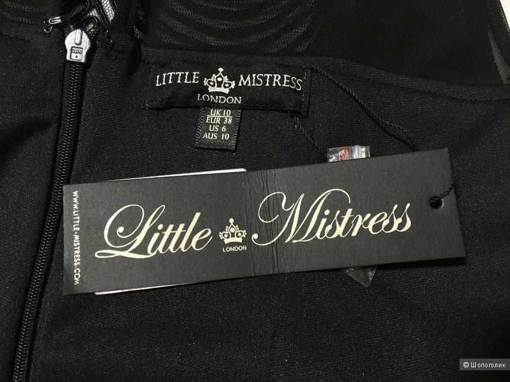 Маленькое черное платье Little Mistress, р.10UK