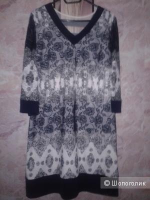 Платье, Турция, размер 50