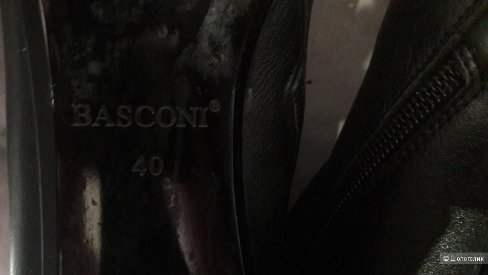 Высокие осенние сапоги: Basconi, 39