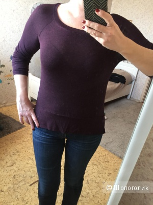 Тонкий пуловер Splendid размер Sна  S-M.