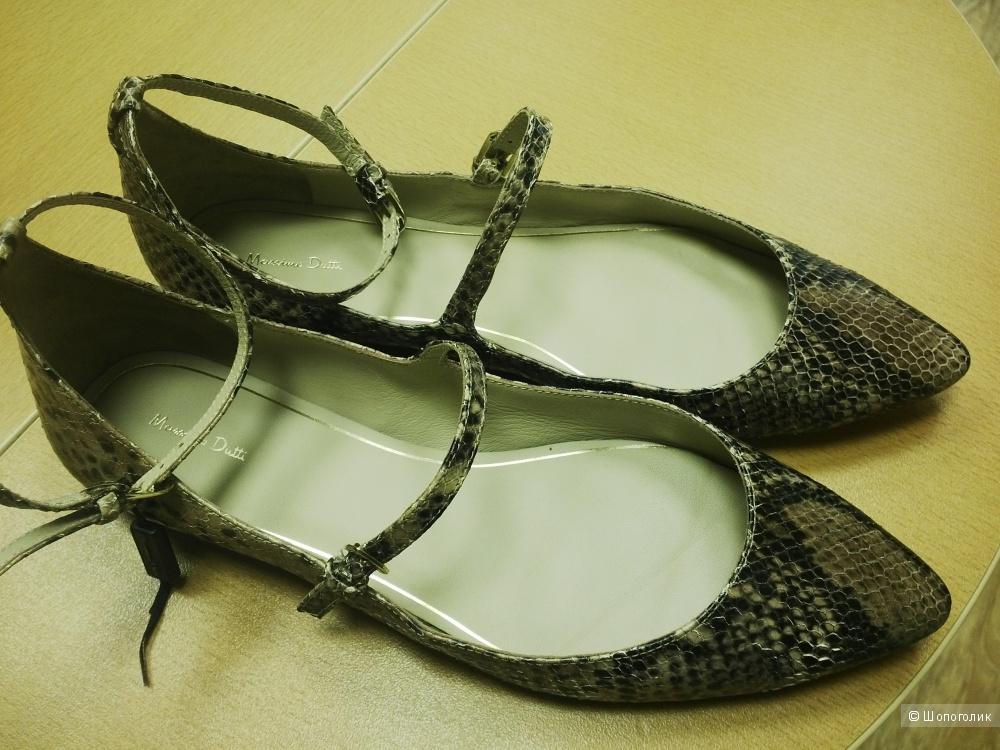 Туфли Massimo Dutti
