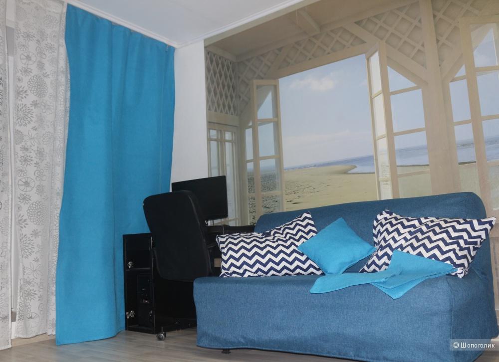 Шторы +диван = новый дизайн!
