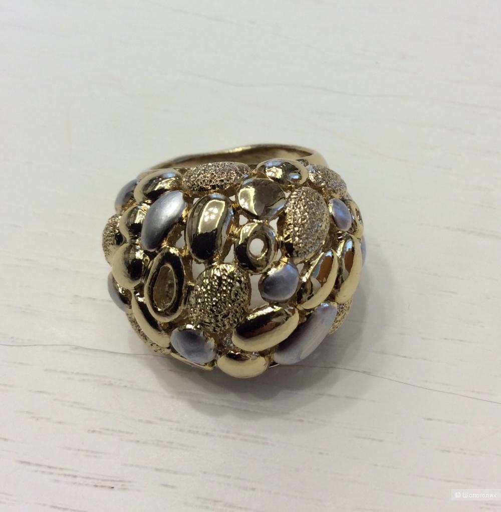 Коктейльное кольцо 18 мм