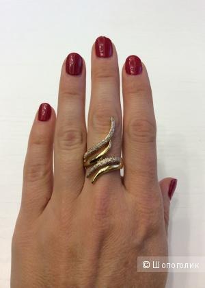 Кольцо женское бижу