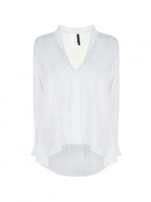 Белая блуза Imperial (Италия), р-р S