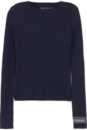 Темно-синий свитер MARC BY MARC JACOBS размер М