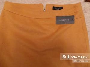 Новая теплая юбка Reserved размер 48