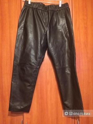 Новые кожаные брюки Theory