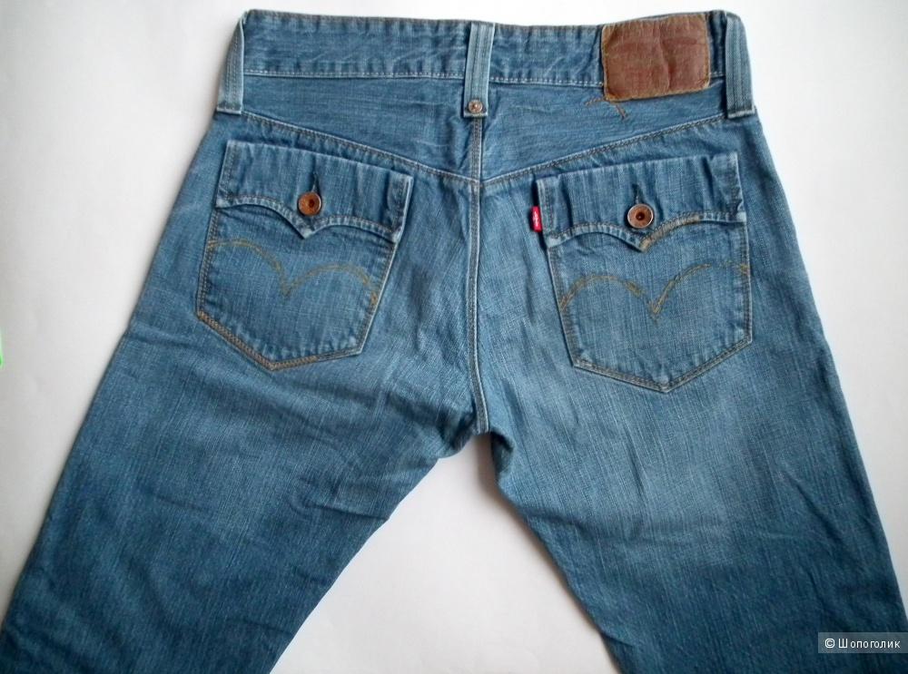 Levis мужские джинсы 514 модель, 31/32