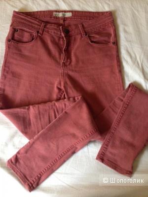 Topshop джинсы 28 размер красивый цвет