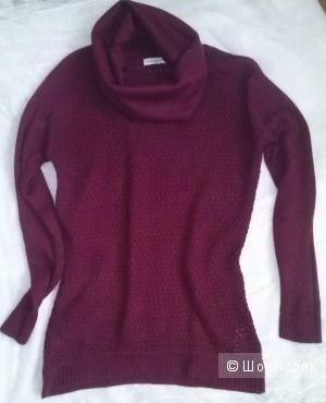 Вязаный свитерок от Jacqueline  de young,марсала, 44-42