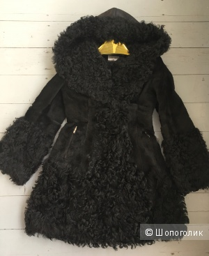 Полушубок Orsa мех монгольской овцы