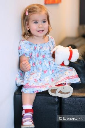 Детское платье Ralph Lauren на 12-18 мес.